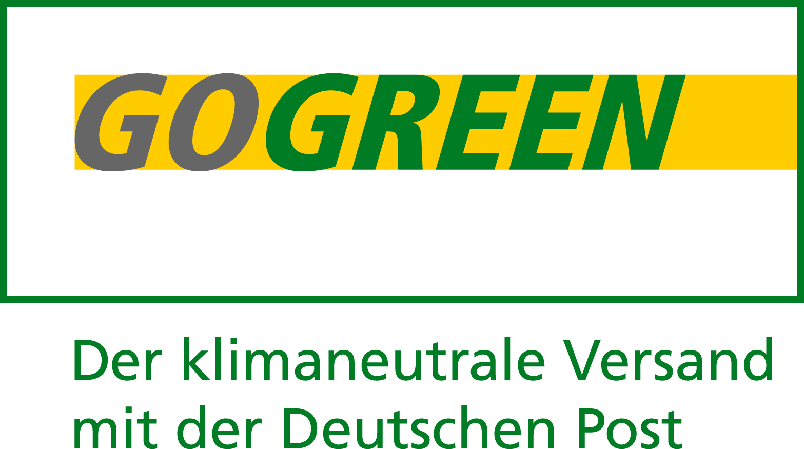 GOGREEN-Label